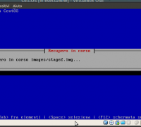 Come installare CentOS dalla rete con netinstall