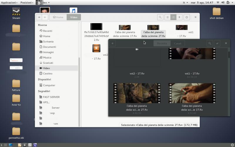 how to change default video player macbook pro